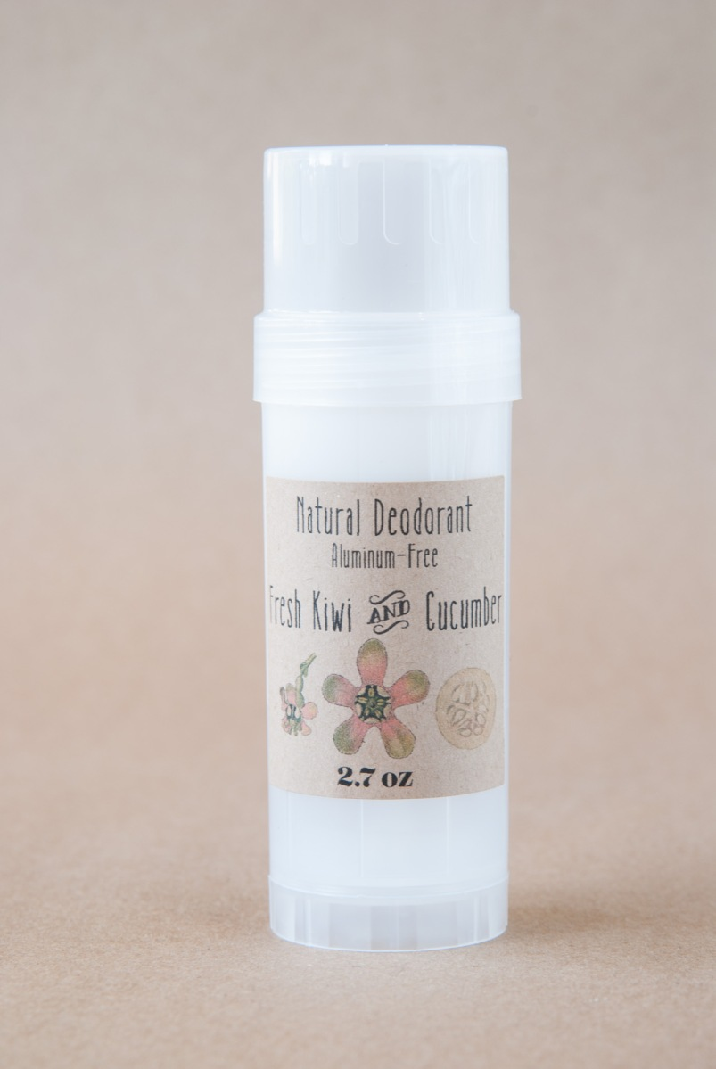 Product Review: No Tox Aluminum-Free Natural Deodorant