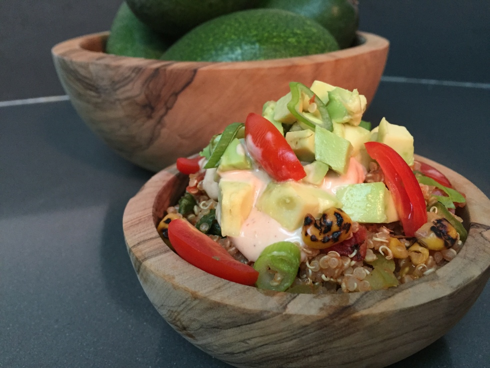 Chipotle Quinoa