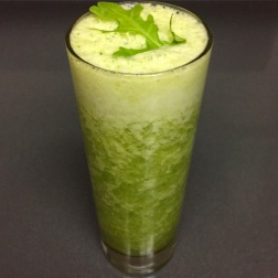 Tropical Arugula Smoothie